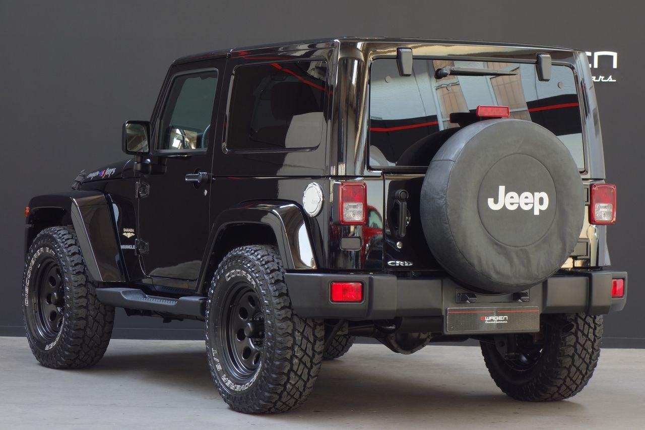 ewagen - jeep wrangler jk 2.8 crd sahara